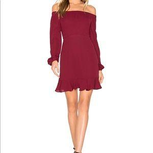 About Us Anastasia Mini Dress